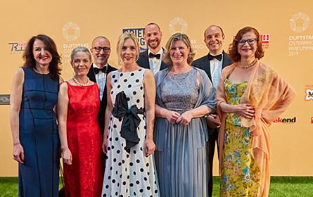 Der österreichische Parfumpreis 2019 wurde vergeben