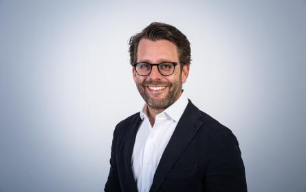 """Markus Graf ist ab Juni 2019 Chief Commercial Officer der """"Wiener Zeitung"""""""