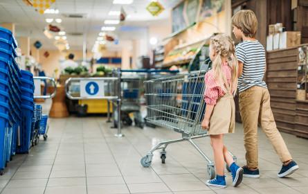 Einzelhandelsumsätze im ersten Quartal leicht rückläufig