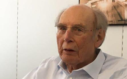 Spar-Pionier Luis Drexel feiert seinen 95. Geburtstag