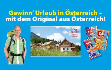 Urlaub in Österreich mit dem Original aus Österreich