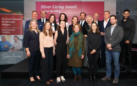 """Silver Living JournalistInnen Award: Leben im Alter"" zum dritten Mal verliehen"
