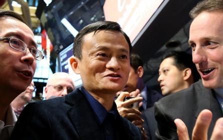 Alibaba profitiert von boomendem Cloud-Geschäft