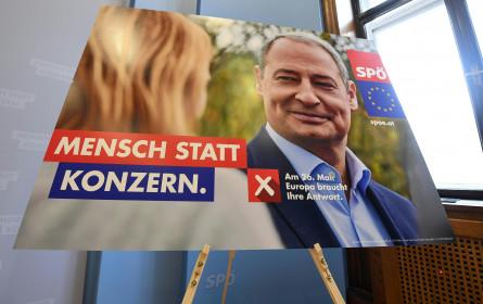 EU-Wahl: Bisher 109.050 Euro für Google-Werbung