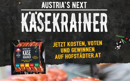 """Hofstädter und DMB. suchen """"Austria`s next Käsekrainer"""""""