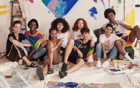 """H&M unterstützt """"Love for all"""" mit einer Capsule Collection"""