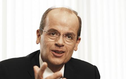 Wolfgang Leitner ist mit erstem Andritz-Quartal zufrieden