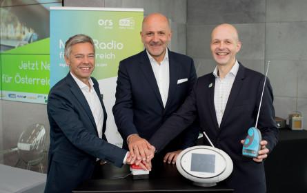 Österreichs Hörfunk endlich digital