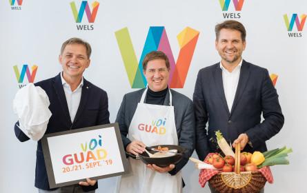 Neues Genussfestival am 20. u. 21. September in der Welser Innenstadt