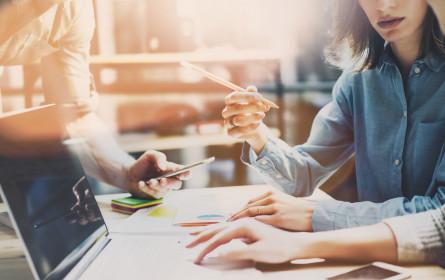 Eine webbasierte eRecruiting-Software erleichtert die Personalbeschaffung