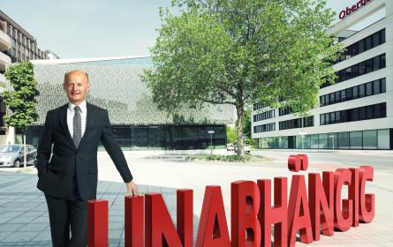 Oberbank: Selbstbestimmt statt fremdbestimmt