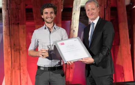 TÜV Austria-Wissenschaftspreis für Unternehmen