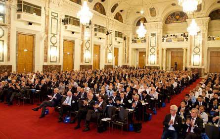 Wiener Motorensymposium feiert 40er