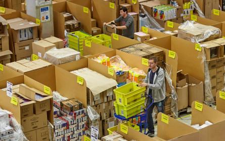 Brand in deutschem Amazon-Logistikzentrum