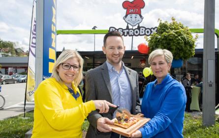 BistroBox eröffnet in Mattighofen