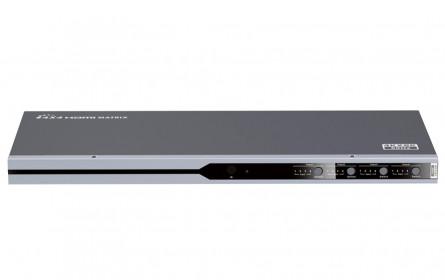 Video-Komponente der Sonderklasse: flach, kompakt und richtig schnell