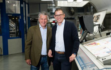 Neue Markenpositionierung und Imagekampagne für Druckerei Berger