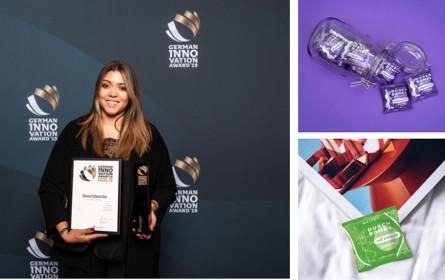 """Waltz7 mit """"German Innovation Award"""" in Gold ausgezeichnet"""