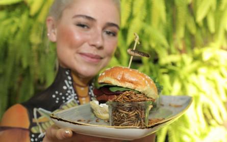 Le Burger präsentierte die Protein-Burger