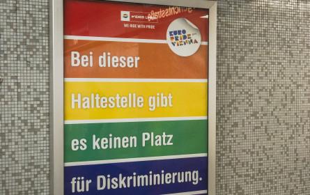 Wiener Linien als Partner der EuroPride 2019 zeigen wieder Flagge