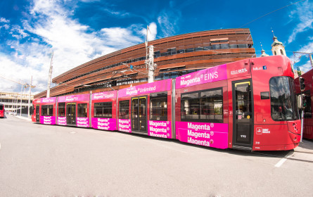 Magenta via Out of Home in Wien und Innsbruck unterwegs