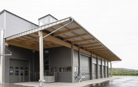 "Lenz Moser startet Zukunftsprojekt ""Neues Presshaus"""