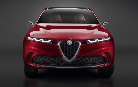 "Tonale gewinnt ""Car Design Award 2019"""