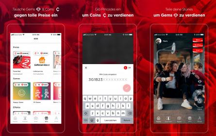 Coca-Cola belohnt Konsumenten mit neuer App