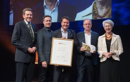 Cineplexx mit Exportpreis in Gold ausgezeichnet