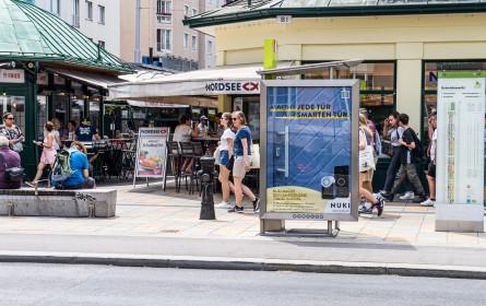 Wiener Türen werden smart