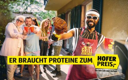 """Hip Hop meets Hofer: """"Alles andere ist overpriced, nur nicht der Hofer-Preis"""""""