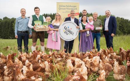 SalzburgerLand-Eier begehrt bei Spar-Kunden