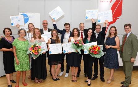 Franz-Bogner-Wissenschaftspreis vergeben