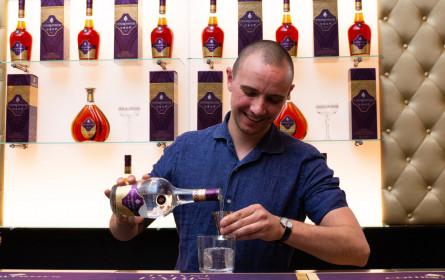 Courvoisier Cognac holt die Bar Koryphäe nach Wien
