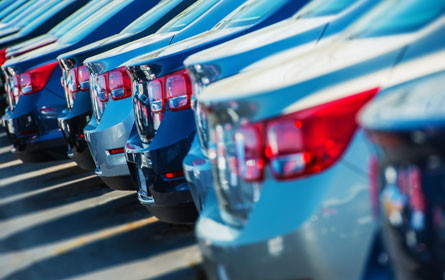 Neuwagenmarkt kommt nicht so recht auf Touren