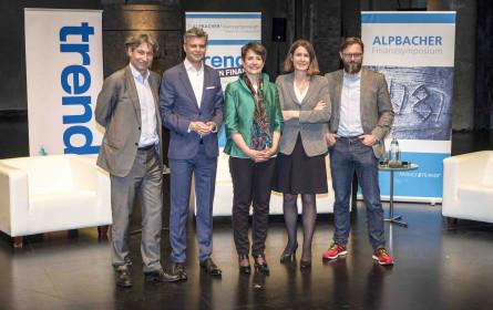 """""""trend.s in finance"""" - Die trend-Debatte:  Wie digital ist Österreich?"""