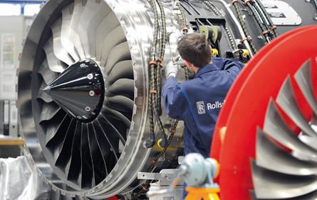 voestalpine überzeugt Rolls-Royce