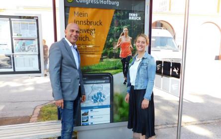 Innsbruck bewegt dank Epamedia