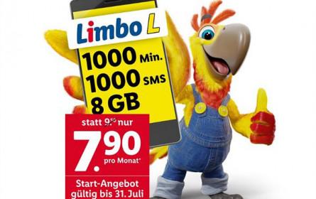 Lidl Österreich startet Mobilfunk-Eigenmarke
