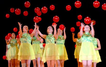 Mit 25.000 Turnern im Ländle: Gasteiner tritt auf der Weltgymnaestrada 2019 auf
