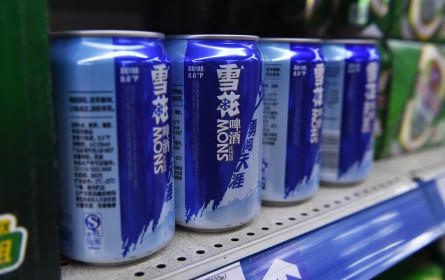 Anheuser-Busch will Asiengeschäft an die Börse bringen