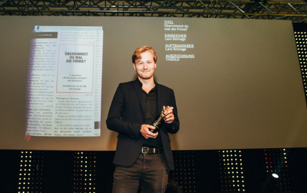 CCA-Student of the Year am Weg nach Riga