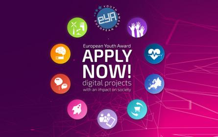 European Youth Award: Einreichfrist verlängert bis 31. Juli