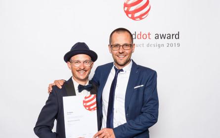 Dachstein erhält den Red Dot Award