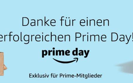 Prime Day 2019 weltweit erfolgreich