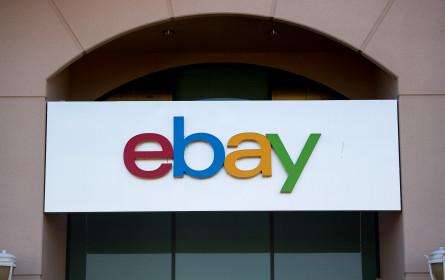 Ebay erleidet Gewinneinbruch