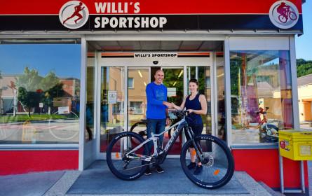 """""""Get your Bike"""" von Sport 2000 Gewinnerin steht fest"""