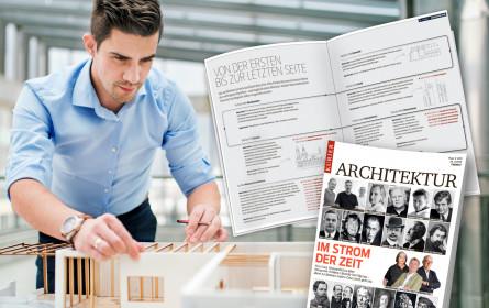 """""""Kurier"""" lanciert Magazin über die heimische Architektenszene"""