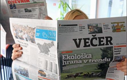 Styria: Fusion slowenischer Zeitungsverlage genehmigt