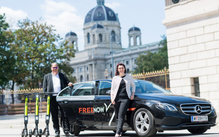 "mytaxi ist jetzt ""Free Now"""